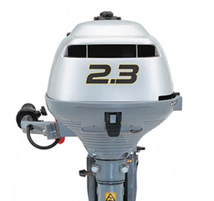 мотор лодочный honda bf2.3